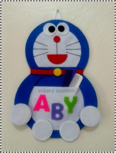 HANGING POCKET DORAEMON