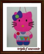 HANGING POCKET HELLOKITTY